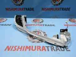 Фара правая, светодиод, повторитель, Toyota Alphard, GGH35 №2