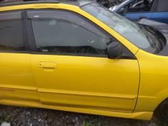 Дверь боковая Mazda Familia S-Wagon BJ5W ZL-VE, передняя правая