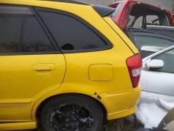 Крыло Mazda Familia S-Wagon, левое заднее BJ8W, FP