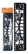 Рамка под номерной знак (без надписи) Airline 'AFC01