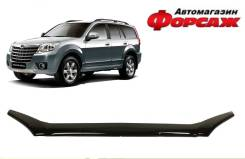 Дефлектор капота. Great Wall Hover H3 Great Wall Hover 4G63S4M