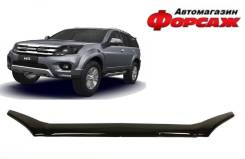 Дефлектор капота. Great Wall Hover Great Wall Hover H5