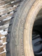 Michelin X-Ice. зимние, без шипов, б/у, износ 10%