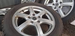 Фирменные 16-е диски Balminum на зиме 205/55R16 Bridgestone. БП по РФ