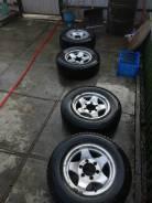 Продам отличный комплект всесезонных колес r15