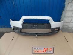 Бампер передний Mitsubishi ASX 2010-2012г