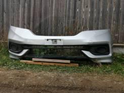 Бампер передний хонда фит шаттл GG8. GG7