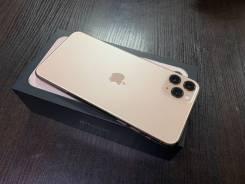 Apple iPhone 11 Pro Max. Б/у, 64 Гб, Золотой, 3G, 4G LTE, Защищенный, NFC