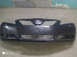 Бампер Toyota Camry 40. 06-10 г. в. под омыватели фар