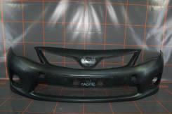 Бампер передний - Toyota Corolla E150 (2010-13гг)
