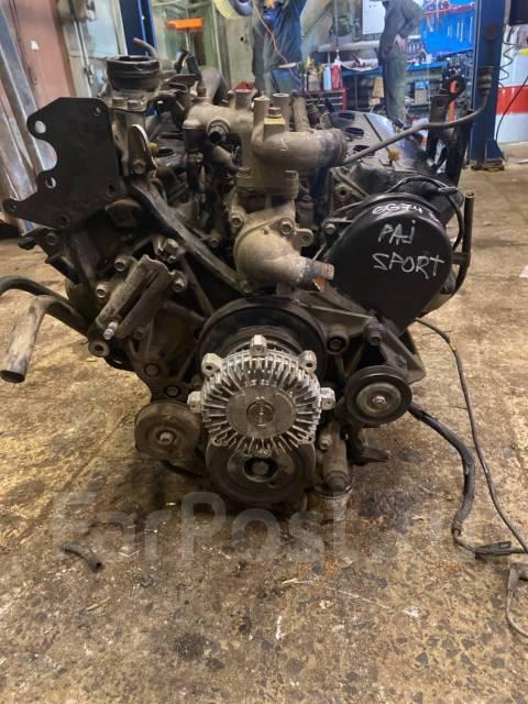 Двигатель 6g74 SOHC Mitsubishi Pajero 2, Montero Sport
