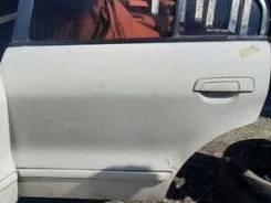 Дверь задняя левая Mitsubishi galant 8
