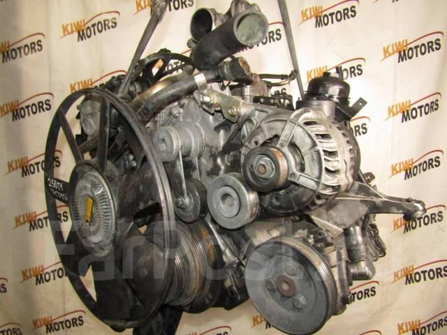 Двигатель БМВ 525 325 725 Е34 Е36 Е39 Е38 M51D25 256T1