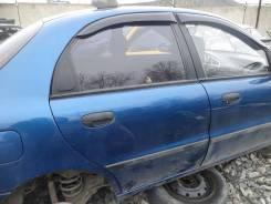 Дверь боковая Chevrolet, ЗАЗ lanos, Шанс, Сенс, правая задняя