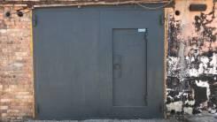 Гаражи капитальные. улица Сабанеева 15а, р-н Баляева, 48,0кв.м., электричество, подвал. Вид снаружи