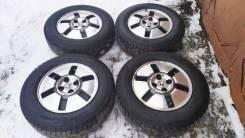 Комплект зимних колес 185/70/14 Yokohama IG55 диски Honda 4*100