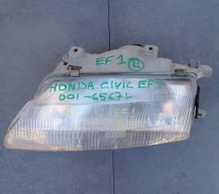 Фара левая - Honda Civic EF1