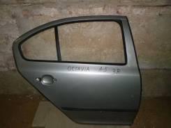 Дверь задняя правая для Skoda Octavia (A5 1Z-) 2004-2013