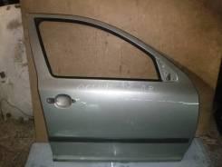Дверь передняя правая для Skoda Octavia (A5 1Z-) 2004-2013