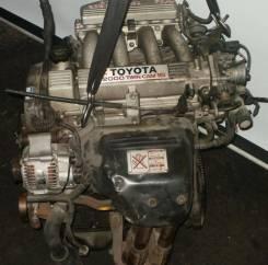 Двигатель 3s от Toyota Exiv 1991 на запчасти