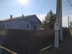 3-комнатная, пгт. Пограничный, Ленина, д.158 В, кв. 1. частное лицо, 62,4кв.м. Дом снаружи