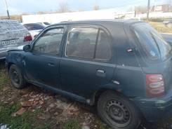 Дверь боковая Nissan March K11, CG10DE
