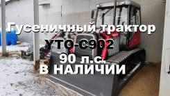 YTO C902-2. Гусеничный трактор YTO-C902, 90,00л.с.