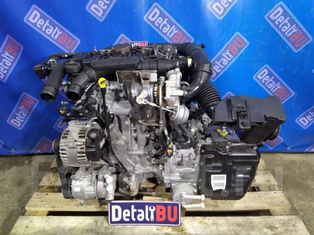 Двигатель EB2DT 1.2 Peugeot Citroen Opel Toyota