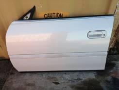 Дверь передняя левая Toyota Chaser 1JZ-GE VVT-i JZX100