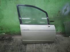 Дверь правая передняя Toyota Corolla Spacio, AE111N, AE115N, AE111,