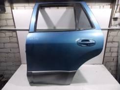 Дверь задняя левая Hyundai Santa Fe SM