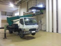 Mitsubishi Fuso Canter. Todano AT-200S, 4 600куб. см., 22,00м.