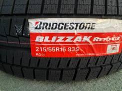 Made in Japan Bridgestone Blizzak Revo GZ, 215/55 R16 93S