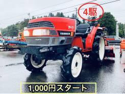 Yanmar. Японский мини-трактор F7, 17,00л.с., В рассрочку