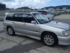 Продам ветровики комплект Subaru Forester SF5