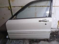 Дверь передняя левая Mitsubishi Galant/ Eterna E32A
