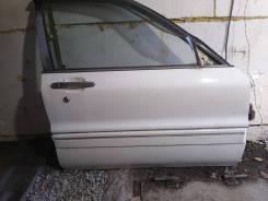 Дверь передняя правая Mitsubishi Galant/ Eterna E32A