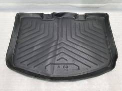Коврик багажника Citroen C3 I (2002–2006)