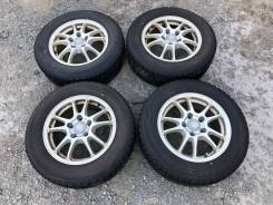 Комплект колёс Bridgestone Blizzak VRX Eco Forme 195/65R15