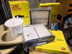 Топливный и салонный фильтр на Forester SH