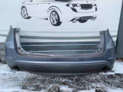 Задний бампер Honda Civic 5D FK