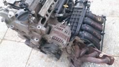 Двигатель MR20DE Nissan в разборе