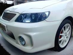"Бампер передний ""TRD"" Toyota Corolla Fielder 121-124 (00-04г) RUNX"