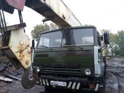 КамАЗ. Продаётся автокран Камаз 1992г в