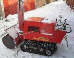 Honda. Снегоуборщик снегоочиститель шнековый, 412куб. см.