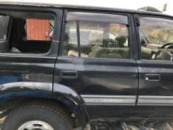 Дверь задняя правая черная(202) 2-модель Toyota LAND Cruiser HDJ81