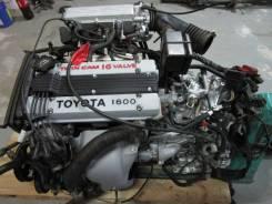 Двигатель 4A-GE 16V small port не T-VIS контрактный
