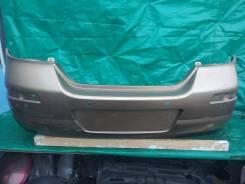 Бампер задний Nissan Tiida 2007-2014 г