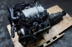 Двигатель Toyota 4.3 3UZ-fe