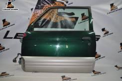 Дверь передняя левая Mitsubishi Pajero Junior H57A (LegoCar125) 4A31